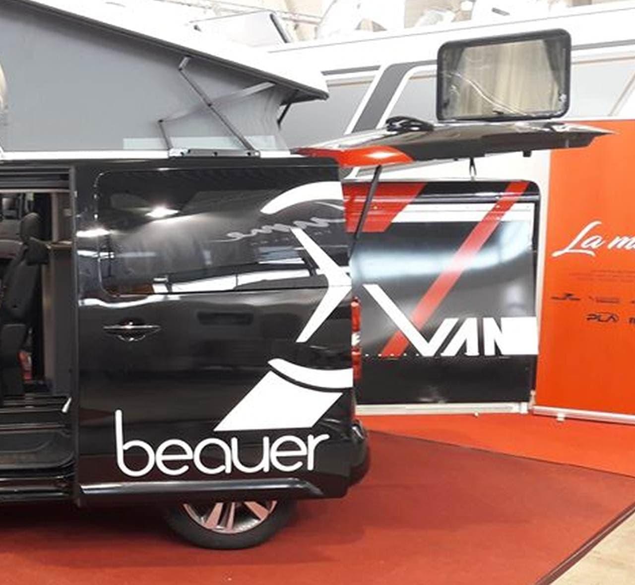 我が家のバンをキャンピングカーにしたい―1メートルせり出すBeauer「X-VAN」はどう?