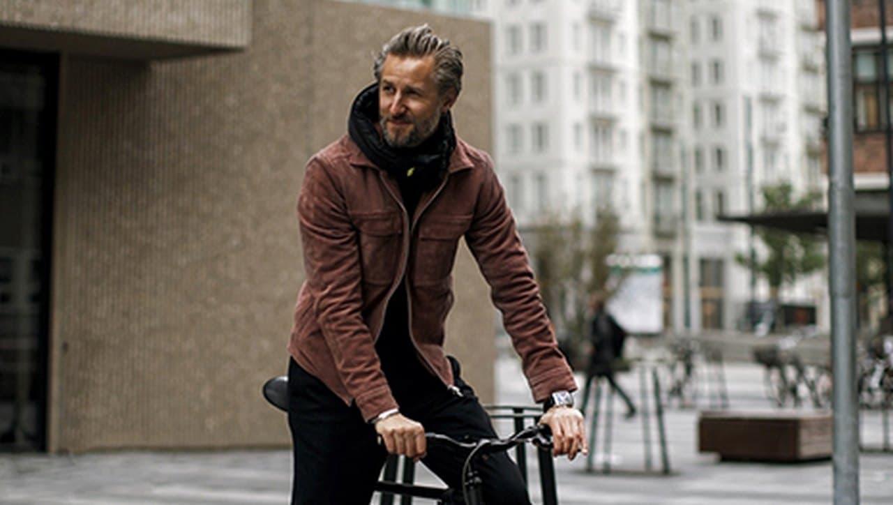 自転車用エアバッグが「HOVDING 3」に進化―