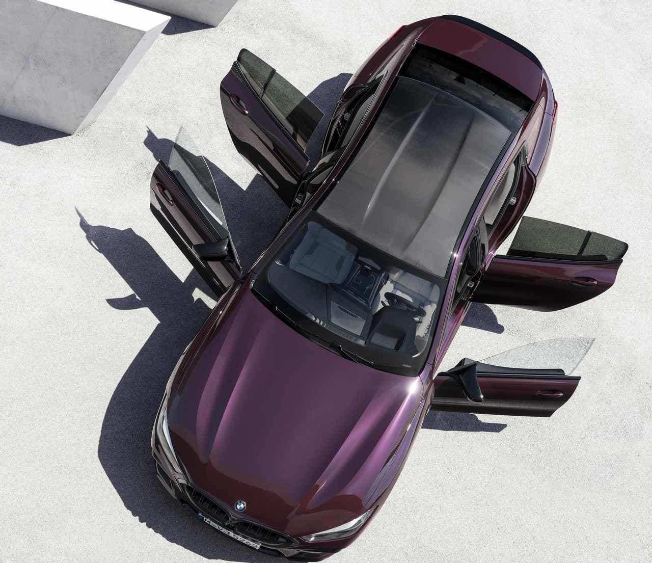 BMW新型「M8グラン クーペ」