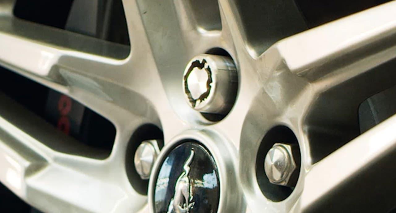 盗難を防ぐフォードによる「ロックナット」