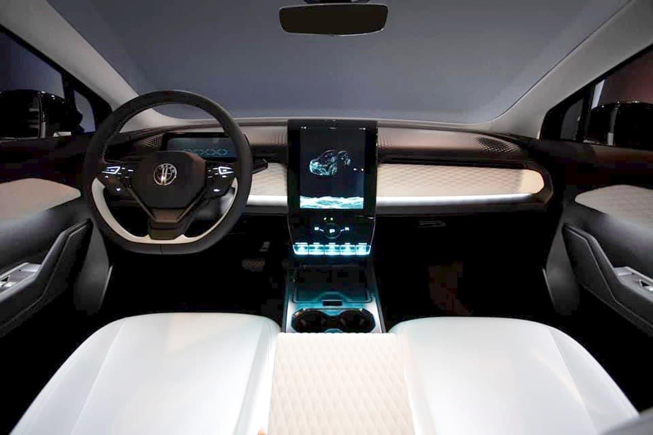フィスカーによる電動SUV「Fisker OCEAN」