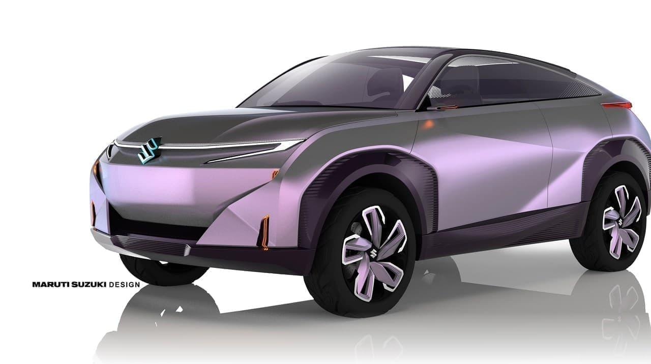 スズキのSUVコンセプト「Concept FUTURO-e」