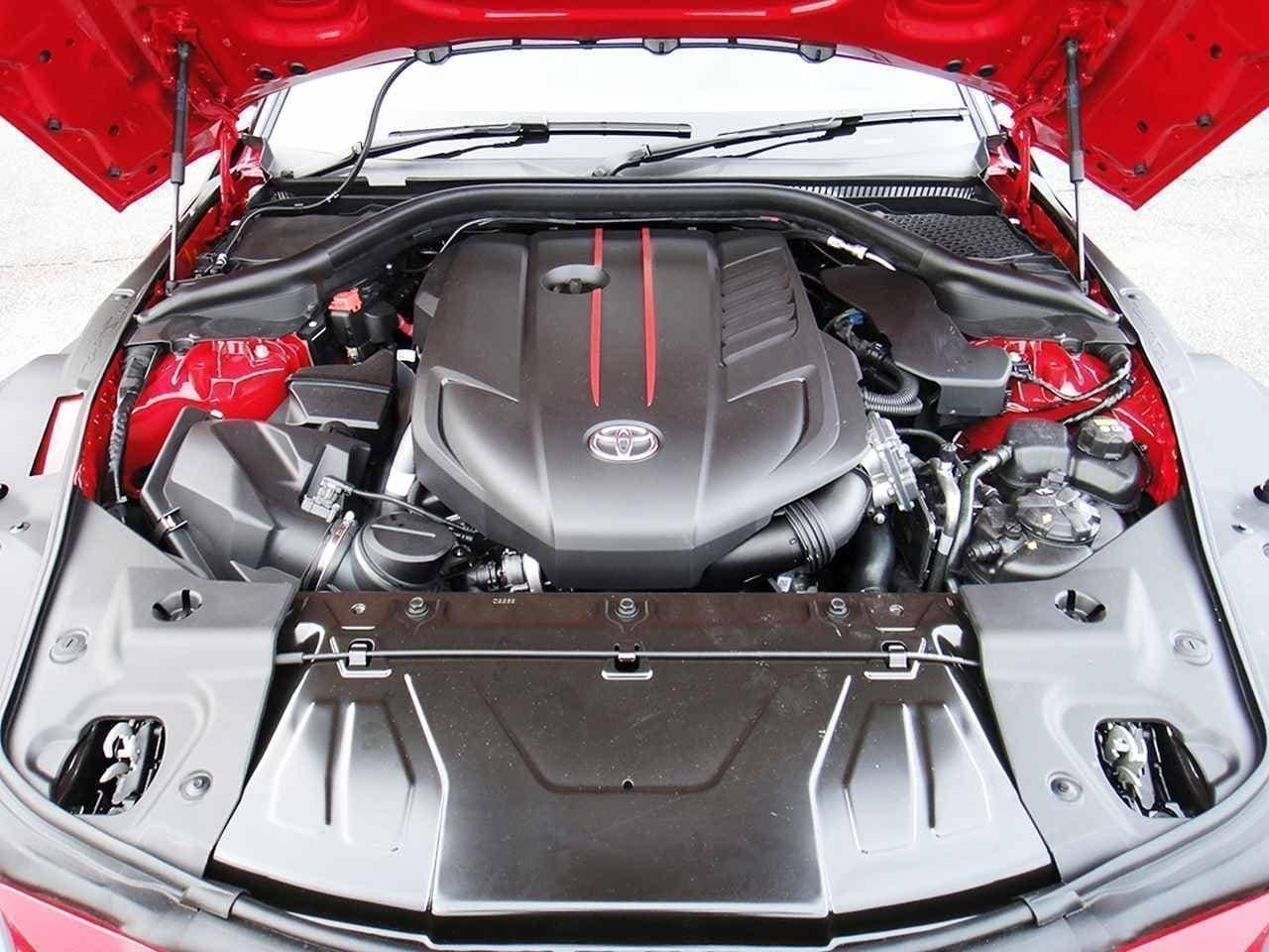 トヨタ新型スープラRZグレードで箱根をチョイ乗りできるサービス