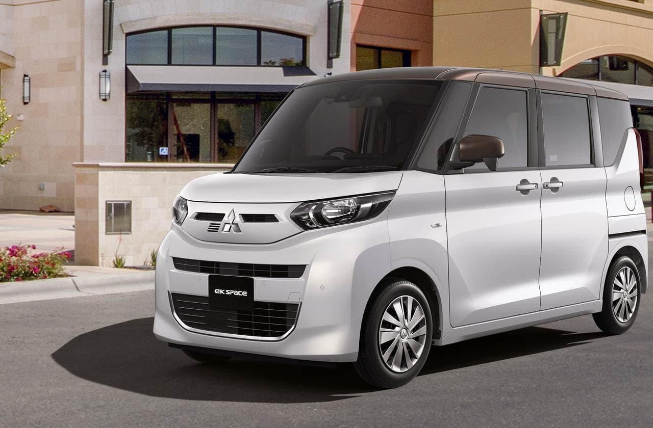 スーパーハイトな軽ワゴン三菱「eKスペース」