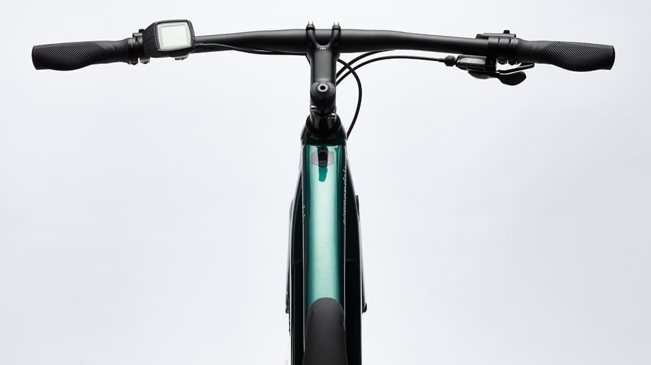 キャノンデールの電動アシスト自転車「Quick NEO」発売