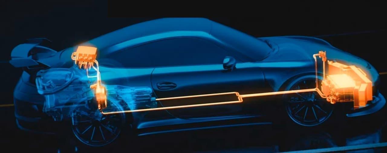 VonnenとKelly-Mossがコラボしたラリースタイルの「Porsche 911 Turbo S」