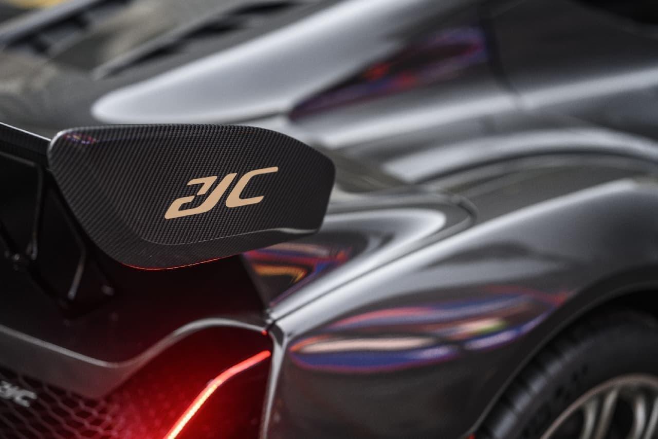 Czingerのハイパーカー「21C」、ジュネーブモーターショーでお披露目