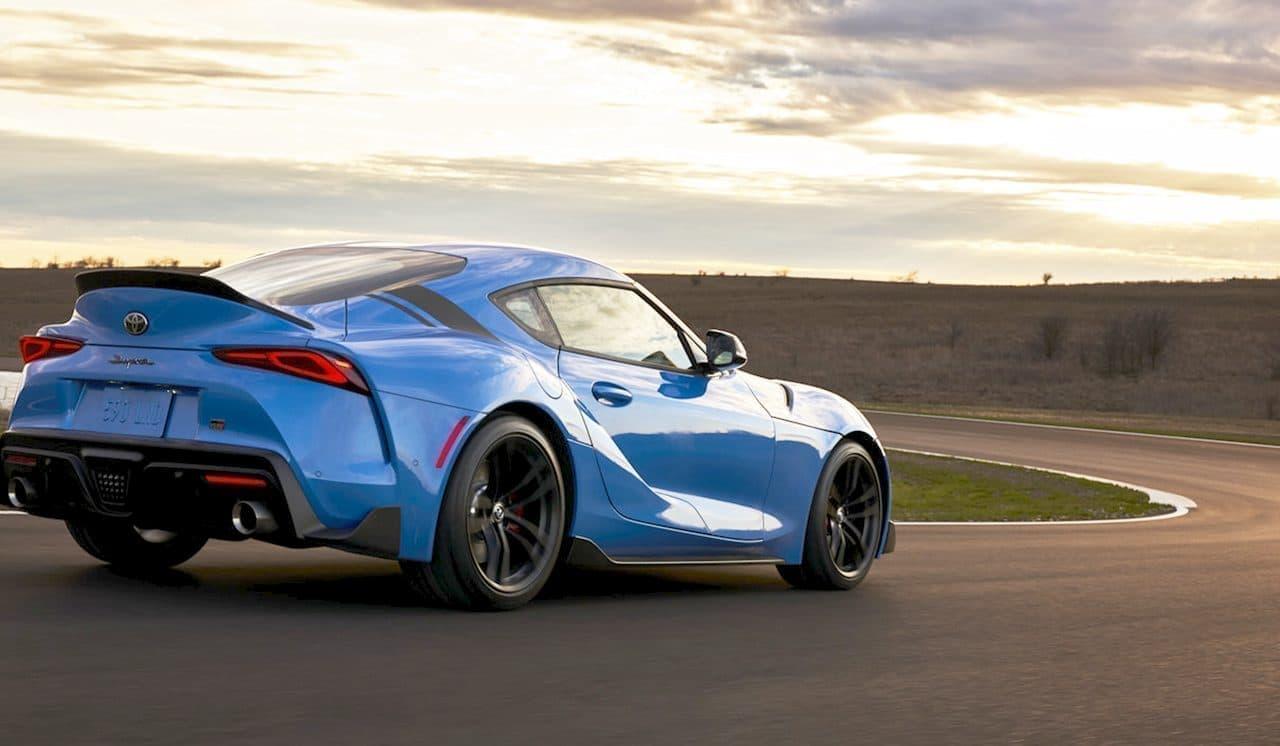 382馬力!―最高出力が14%アップしたトヨタ「GRスープラ」2021モデル発表