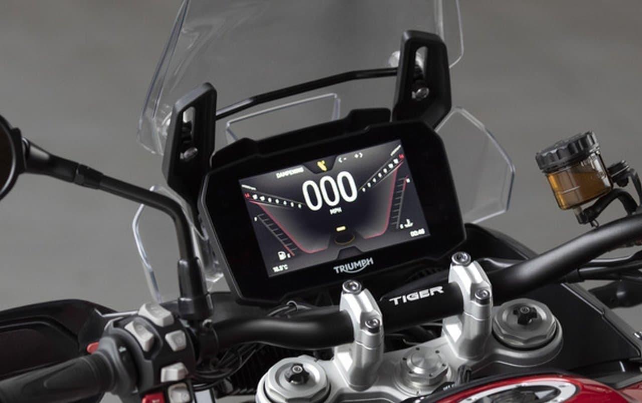 アドベンチャーバイク トライアンフ新型「TIGER 900シリーズ」発表