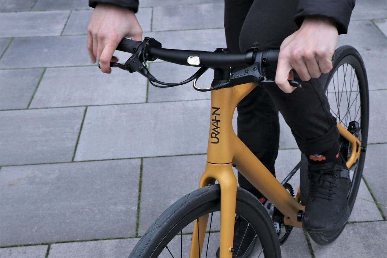 Urwahnの自転車に電動アシストバージョン「PLATZHIRSCH」