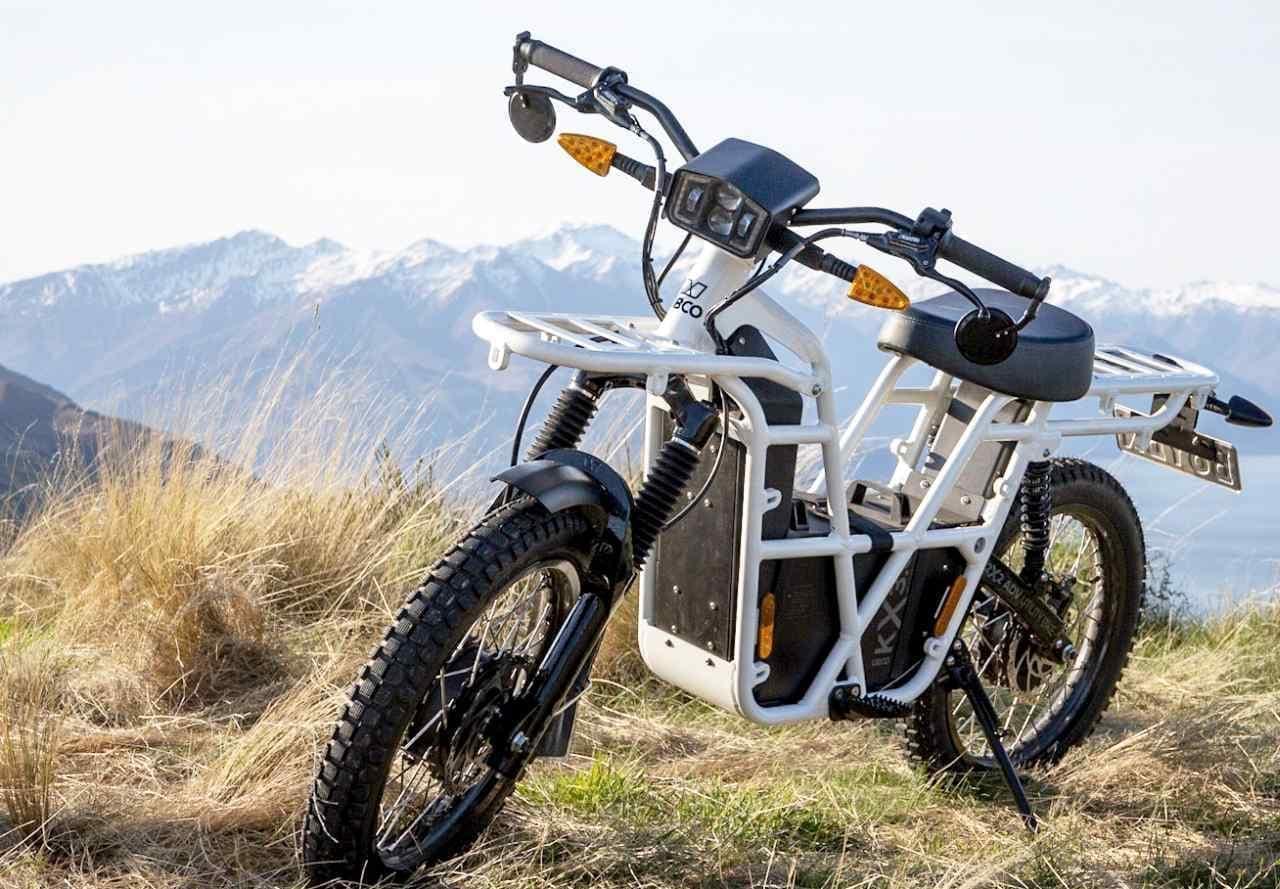 Ubcoが作った働くバイク「2x2」