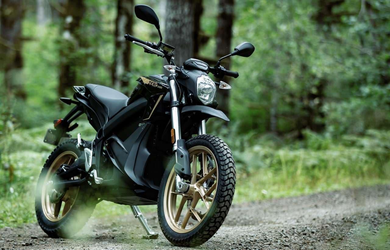 Zero Motorcycles「DSR」