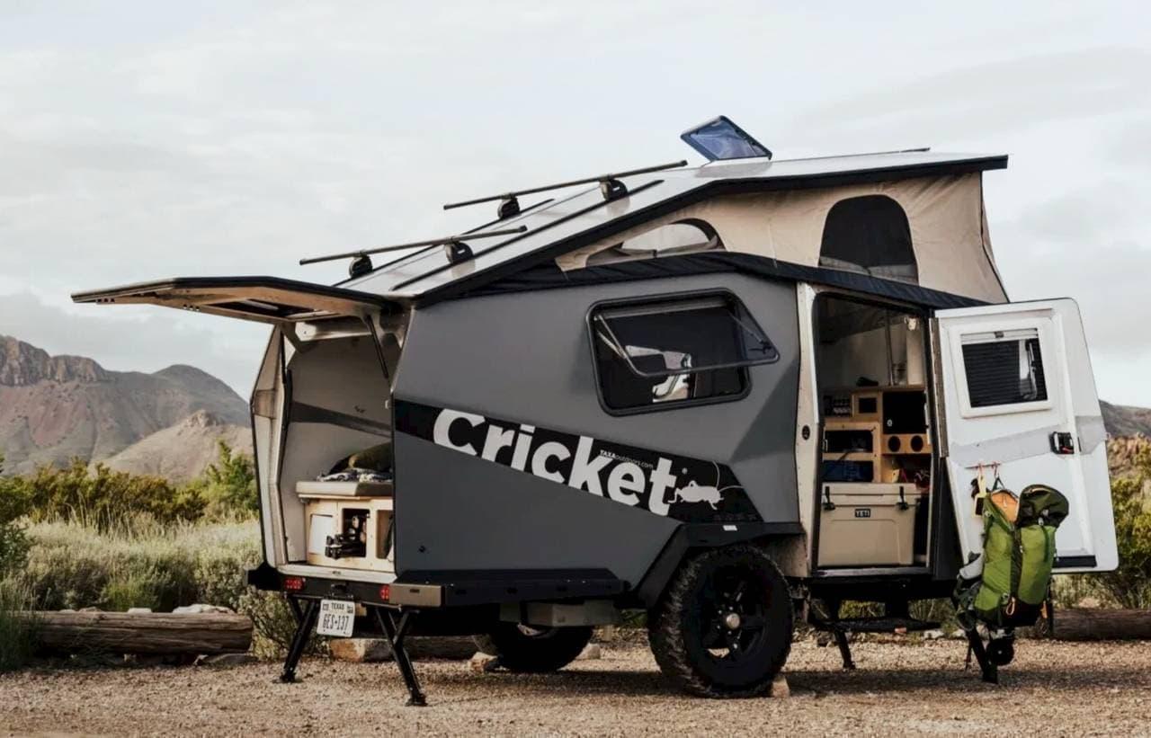 元NASAのエンジニアが作ったTaxa「Cricket」2020年モデル