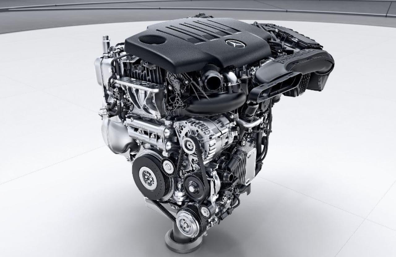 メルセデスベンツの「Aクラスセダン」に、ディーゼルエンジンを搭載した「A200 d セダン」