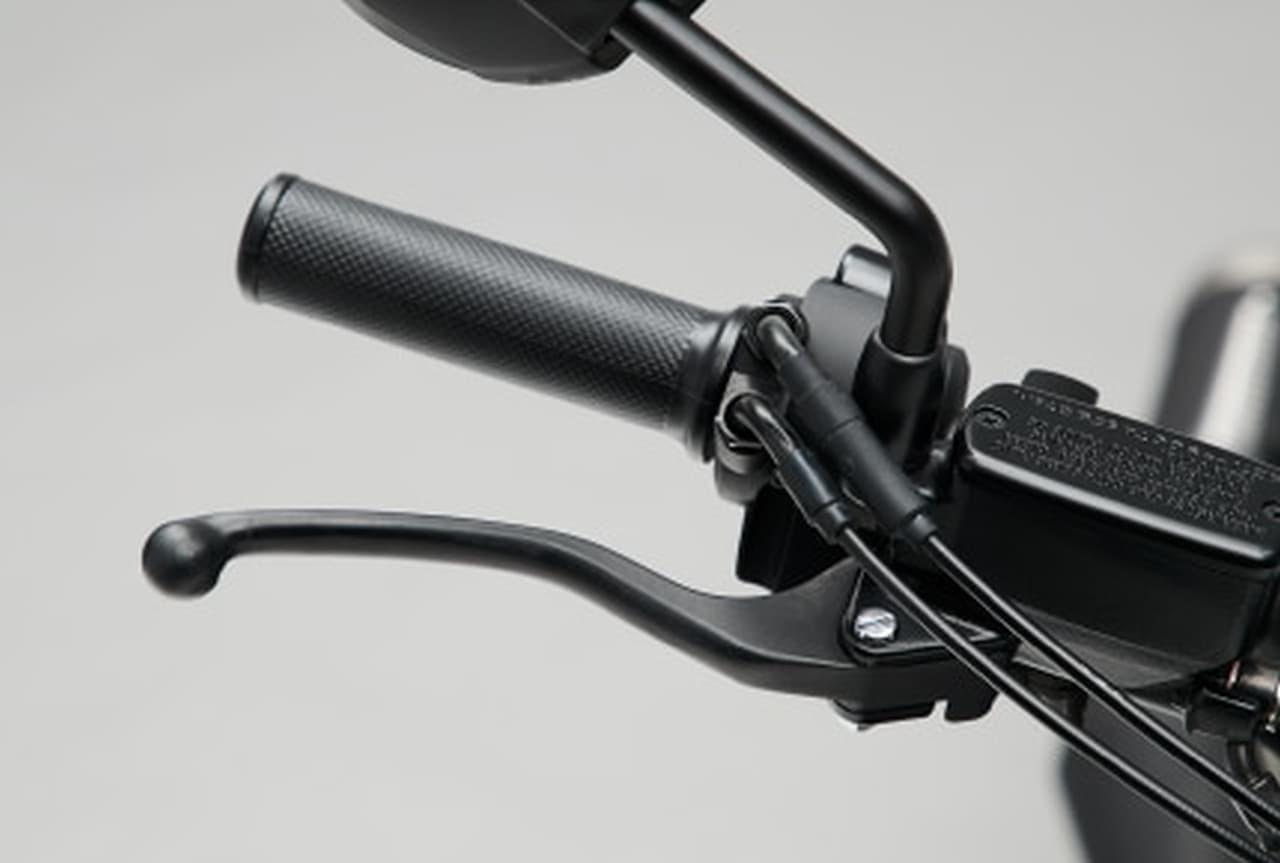 ホンダ「Rebel 500」仕様変更-灯火器にLED採用