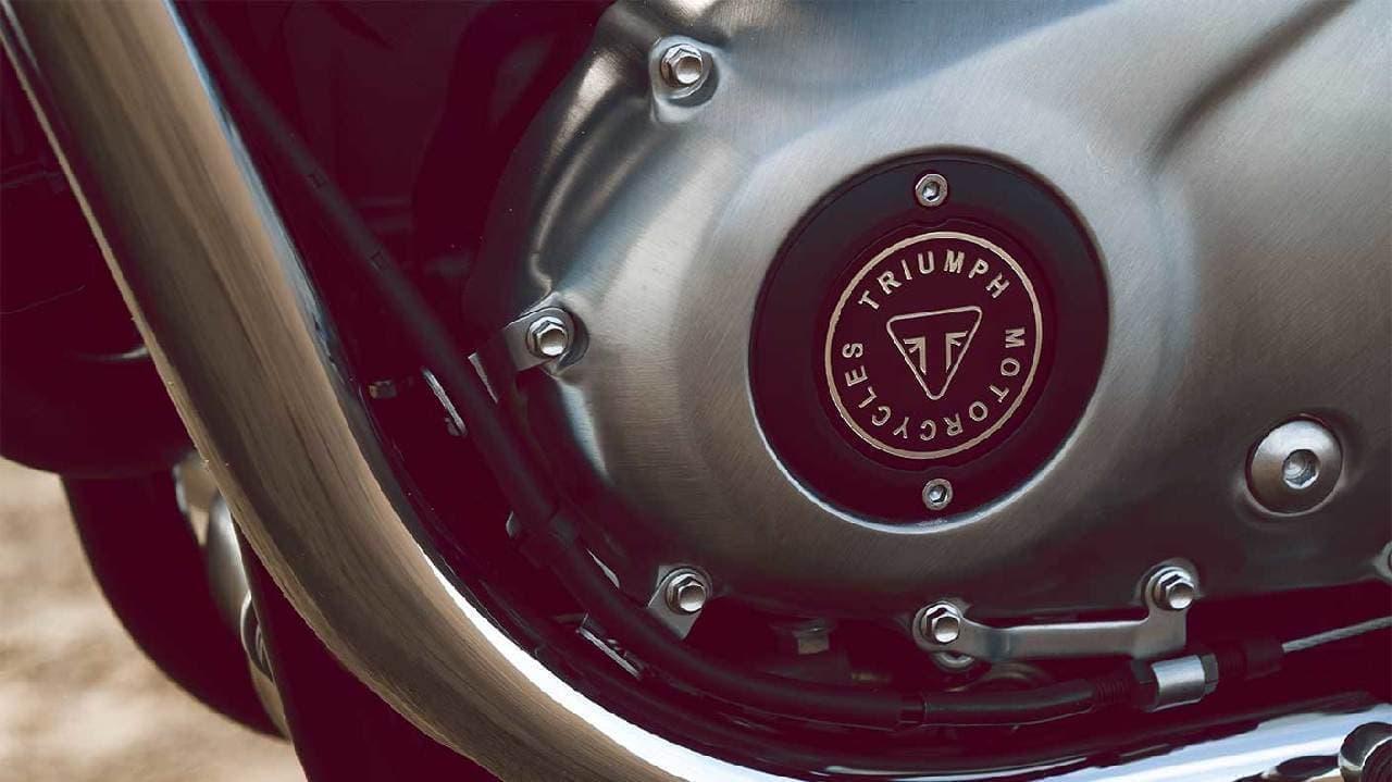 トライアンフがT100・T120の特別仕様車「BUD EKINS Special Edition」