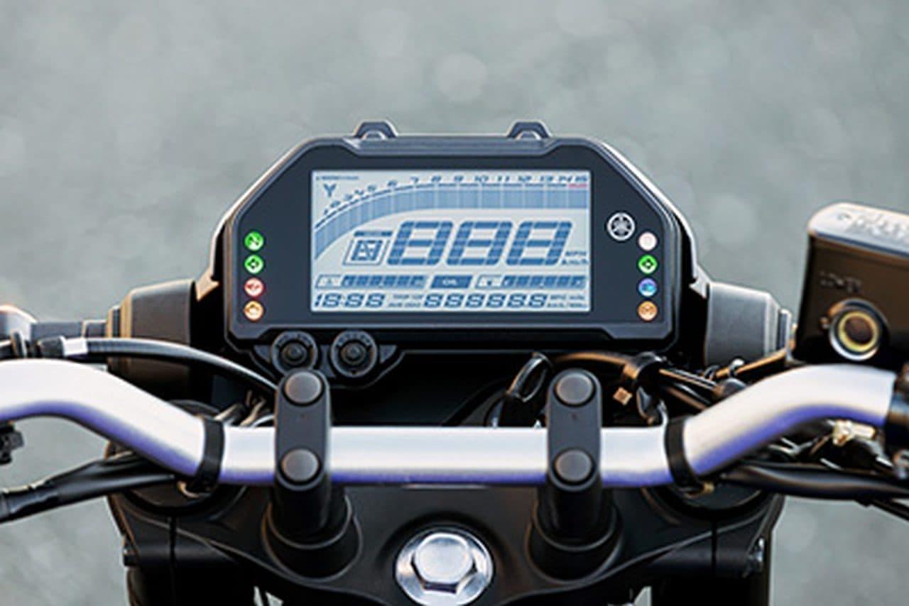 ヤマハ「MT-03 ABS」「MT-25 ABS」マイチェン