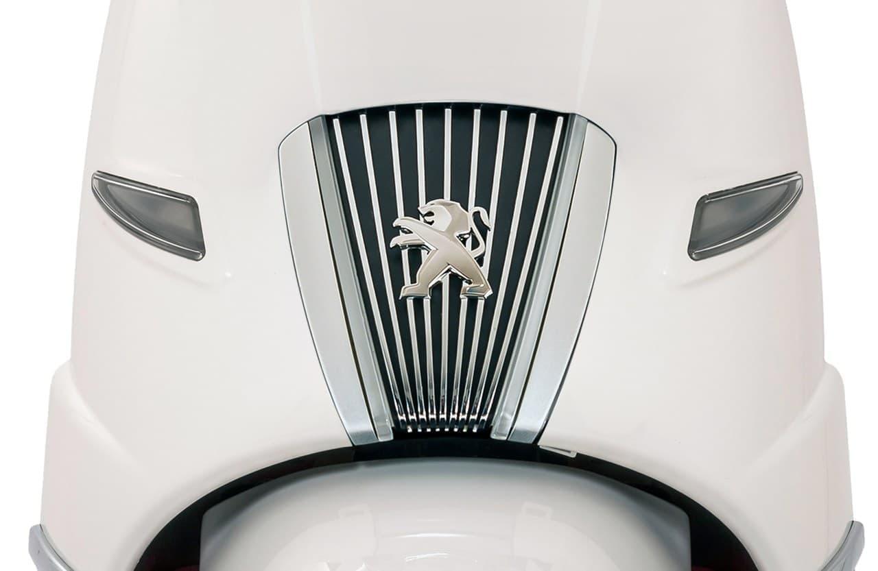 プジョー「ジャンゴ」に2020年モデル-新型グリルを装備