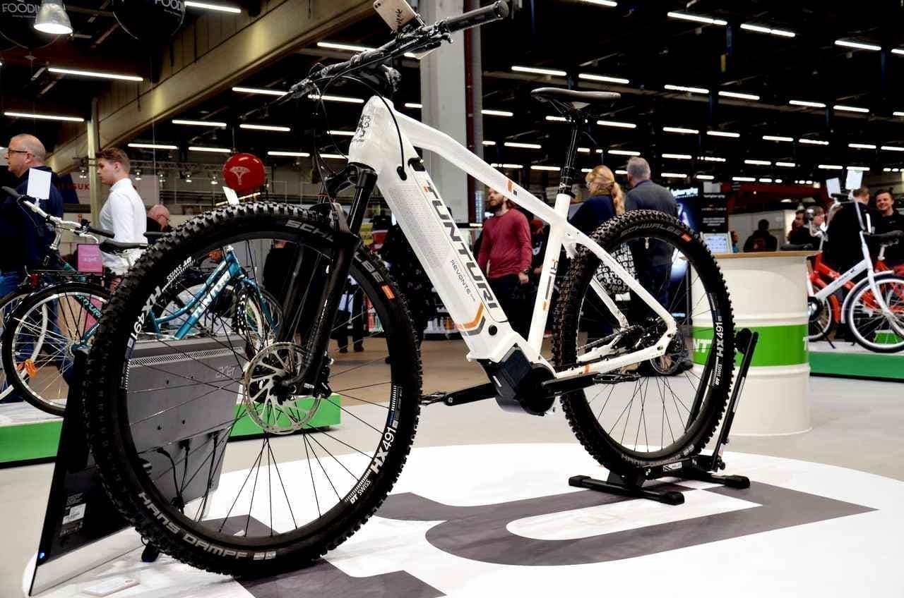 自転車用のCVTを搭載した電動アシストユニット「Revonte ONE」