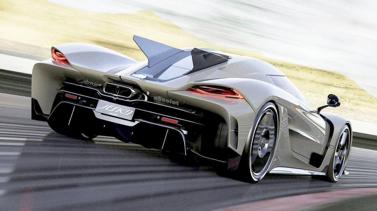 """1,600馬力の""""メガカー""""ケーニグセグ「ジェスコ」に、今度こそ世界最速を目指す""""絶対的メガカー""""「アブソリュート」"""