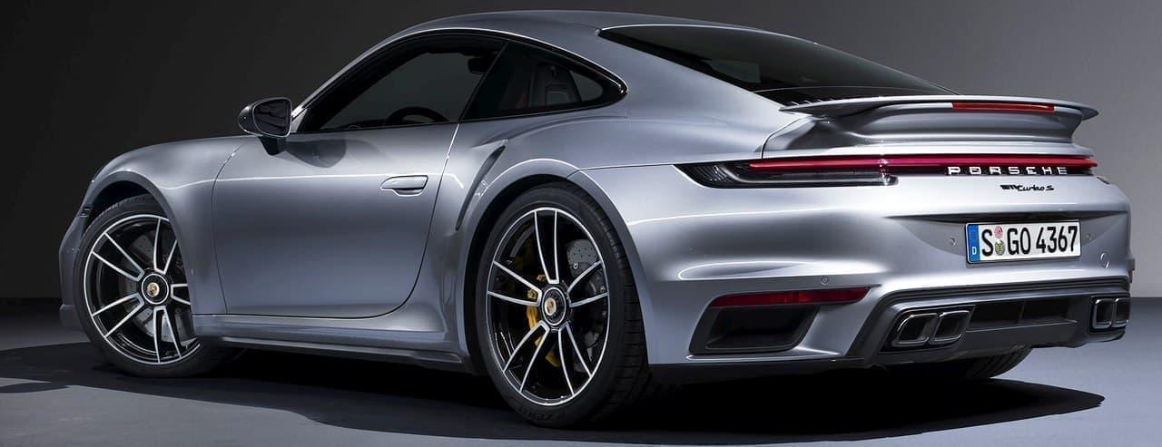 ポルシェ新型「911ターボS」発表