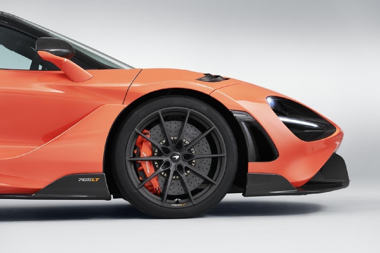 マクラーレンが「765LT」を発表-スーパーシリーズ「720S」をロングテール仕様に
