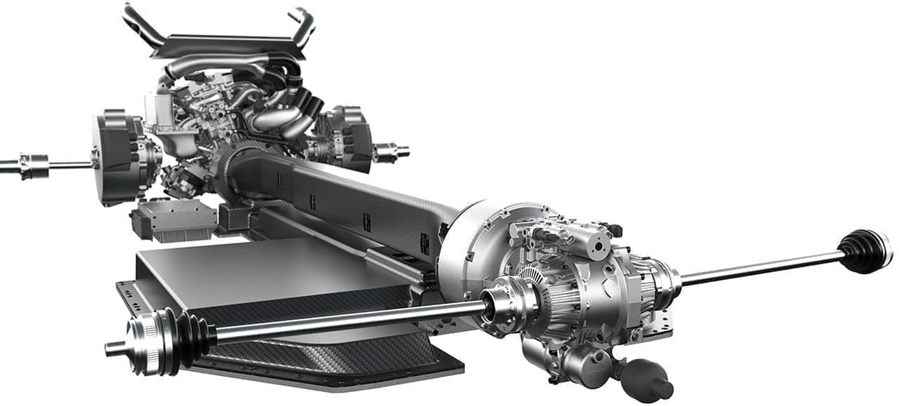 1,700馬力!世界最速のファミリーカー、ケーニグセグ「ジェメーラ」