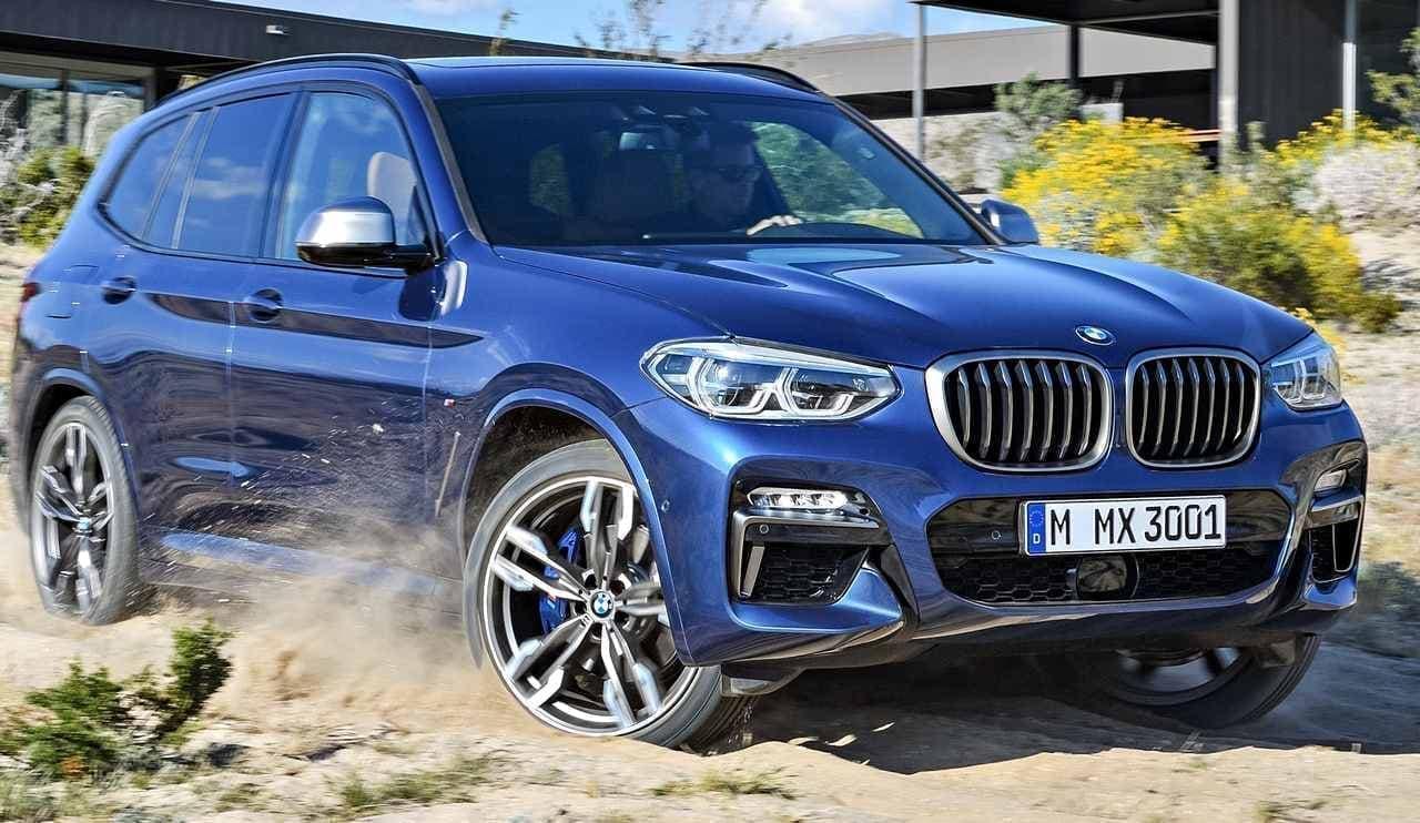 BMWのSAV「X3」に、Mパフォーマンス・モデル「X3 M40i」