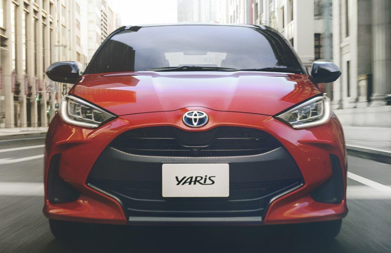 トヨタ「ヤリス」、目標の約5倍売れているそうです