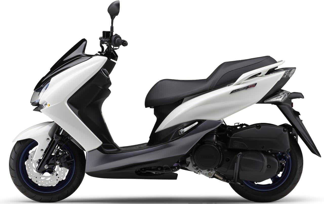 ヤマハ「MAJESTY S」に2020年モデル