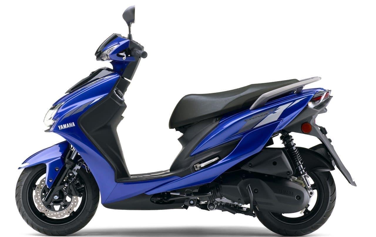 ヤマハ「CYGNUS-X」2020年モデル発売-
