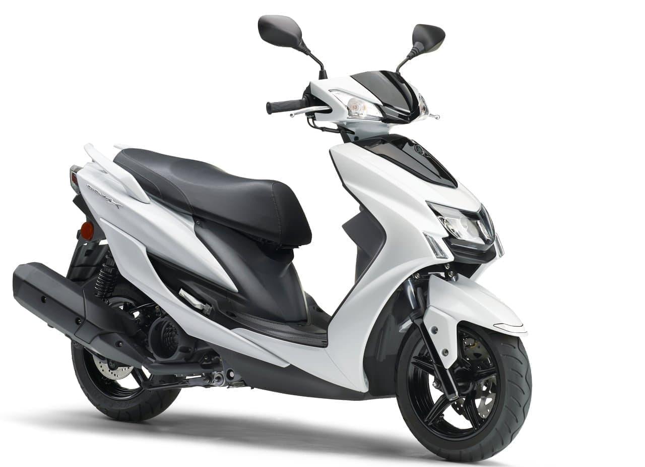 ヤマハ「CYGNUS-X」2020年モデル発売