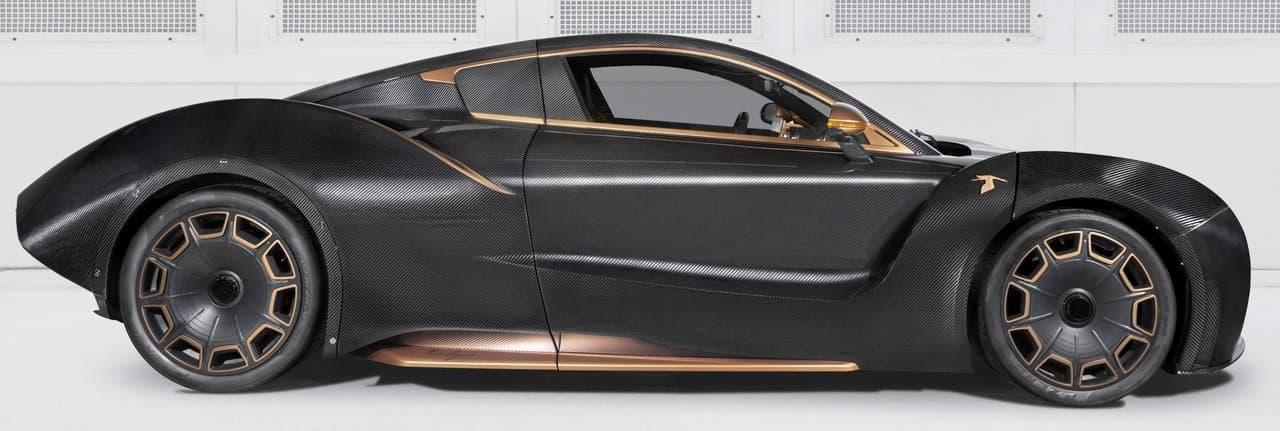 HISPANO SUIZAのハイパーラクス「CARMEN」に派生モデル「CARMEN Boulogne」