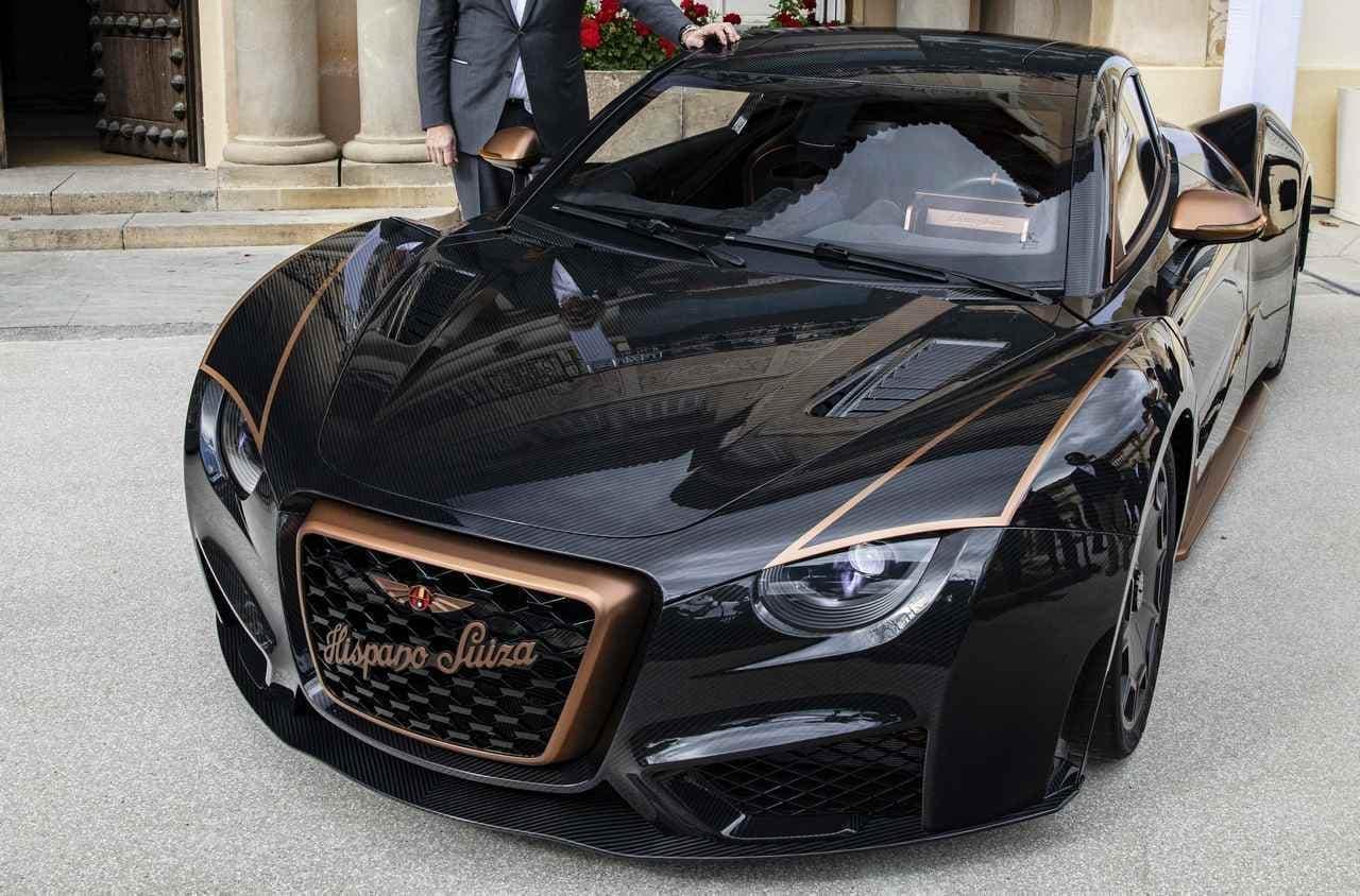 1,114馬力! HISPANO SUIZAのハイパーラクス「CARMEN」に派生モデル「CARMEN Boulogne」
