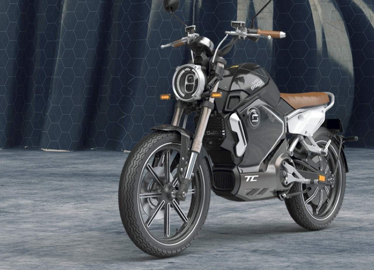 原付二種の電動バイク「TC」