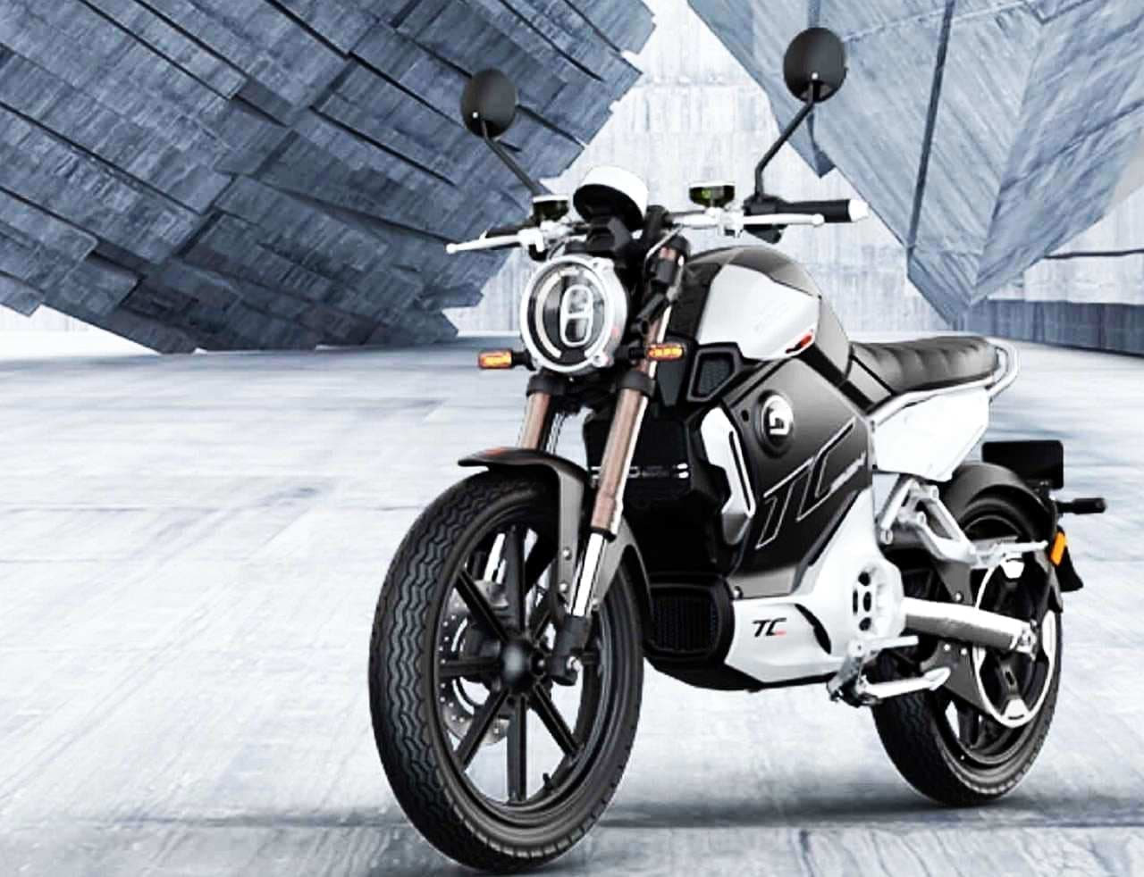 カフェレーサースタイルの電動バイク「TC MAX」 日本発売 ― 電動バイクブランドXEAMから [えん乗り]