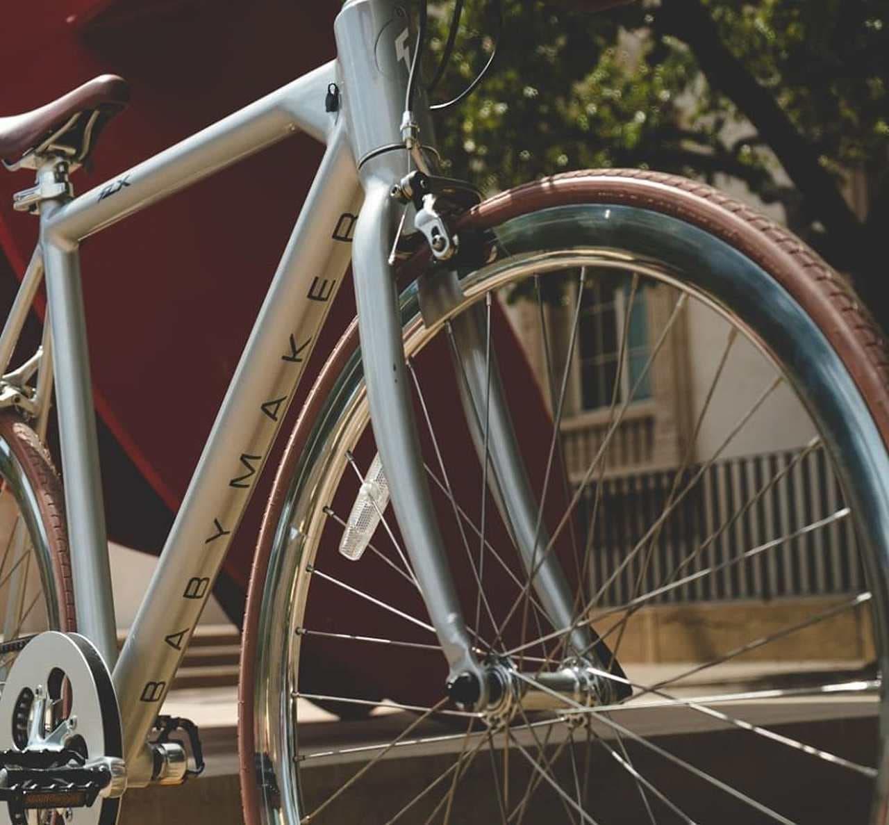 FLX Bikeの耐久性の高いE-Bike「Babymaker Pro」