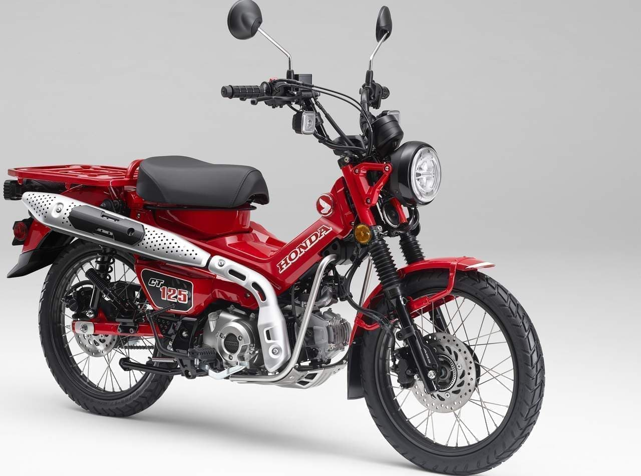 Hondaバーチャルモーターサイクルショー