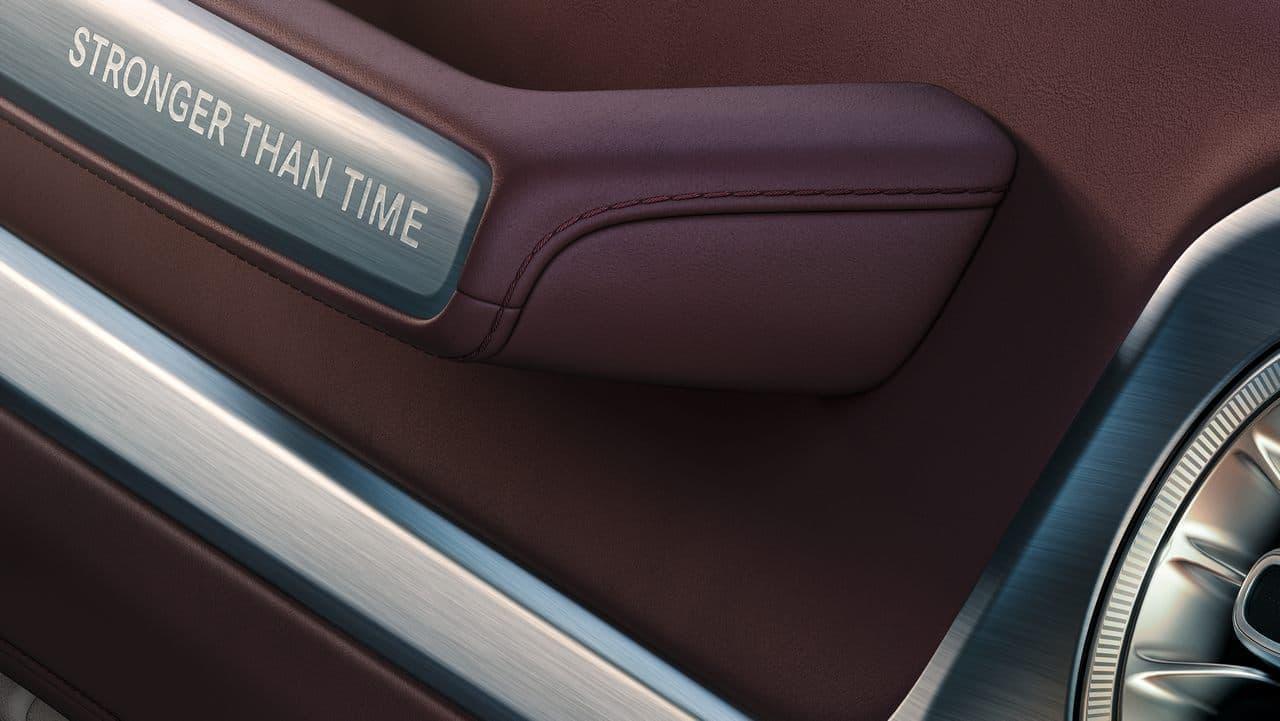 メルセデス・ベンツ「Gクラス」に特別仕様車「AMG G 63 STRONGER THAN TIME Edition」
