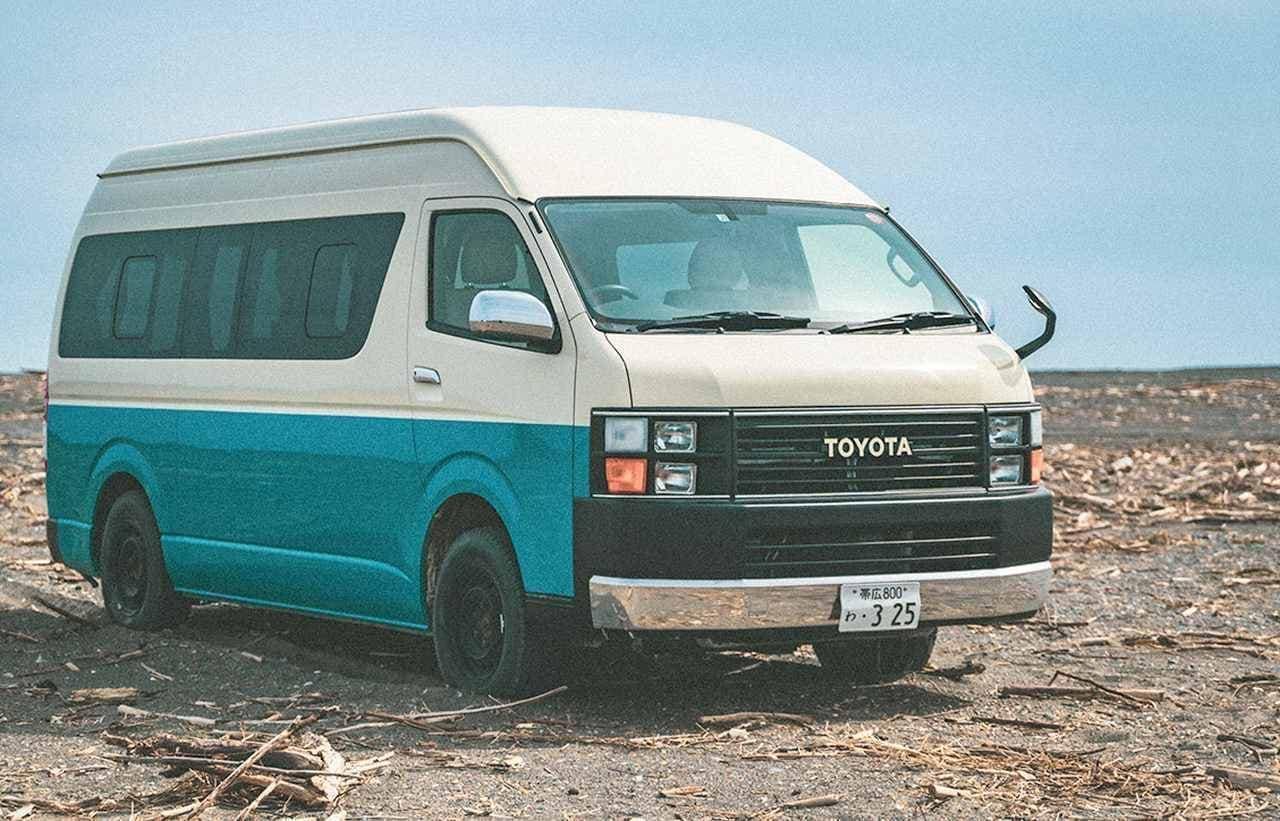 Moving Innによるトヨタハイエースベースのキャンピングカーレンタルサービス開始