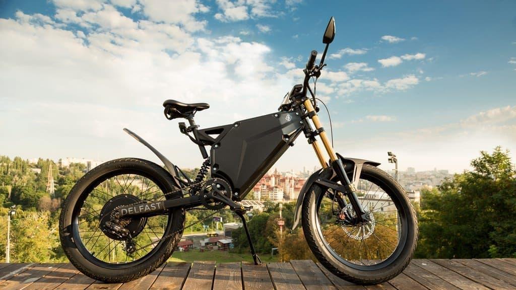 航続距離世界一の電動バイクDelfastの「Prime」が「Prime 2.0」にアップグレード