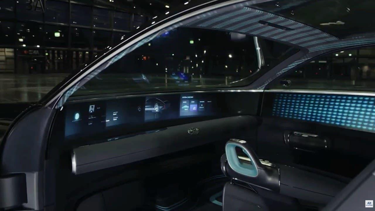 ハンドルではなく、ジョイスティックで運転する「Prophecy」 - ヒュンダイが追加情報を公開
