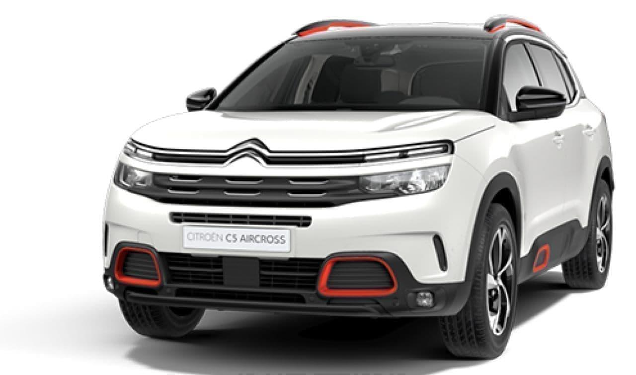 快適性を追求したSUV シトロエン「C5 AIRCROSS SUV」に低価格なガソリンエンジンモデル