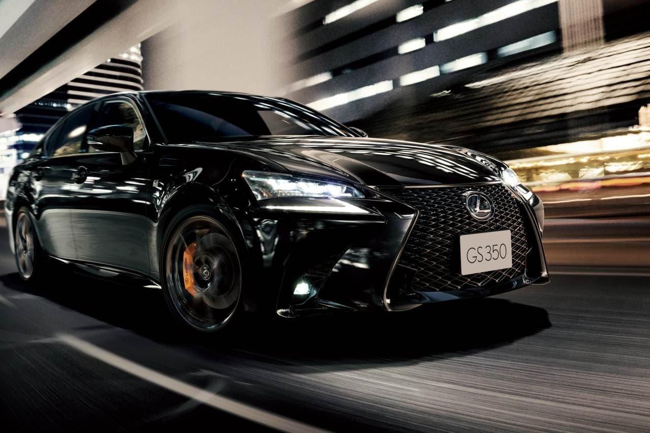 """LEXUS「GS」に特別仕様車""""Eternal Touring"""""""