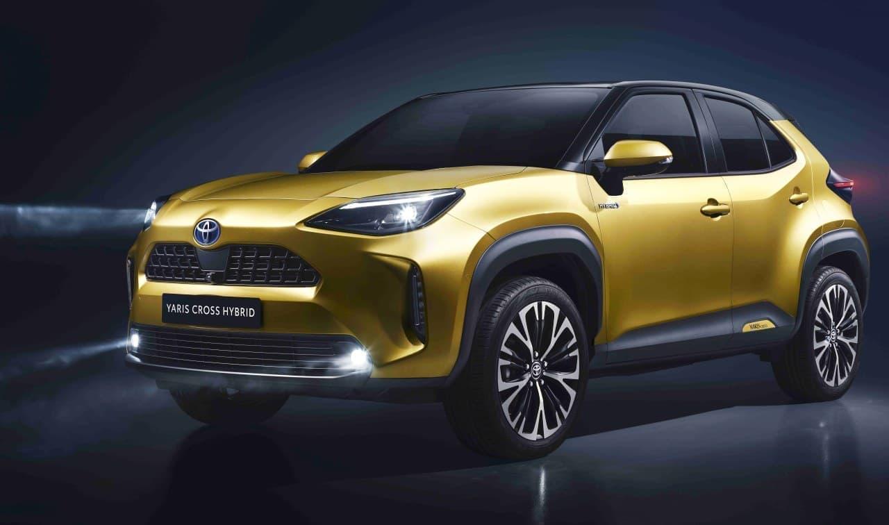 トヨタが都市型SUV「ヤリスクロス」を世界初公開