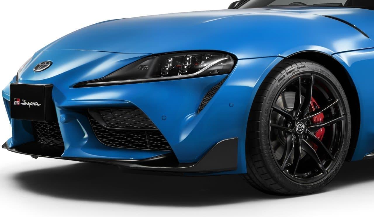 """トヨタ「スープラ RZ」 特別仕様車 RZ""""Horizon blue edition"""""""