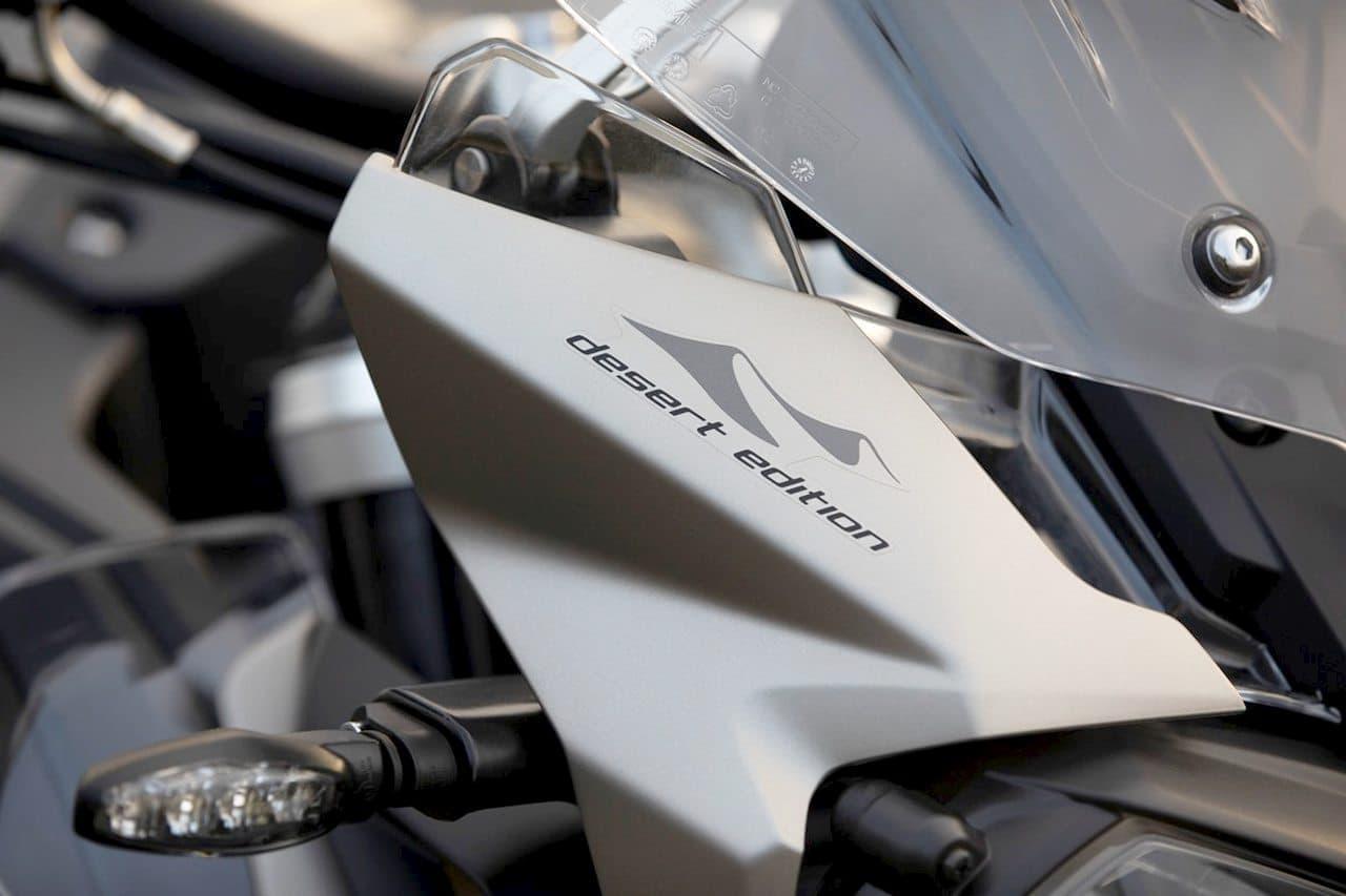 トライアンフTiger 1200「Desert Special Edition」6月1日発売