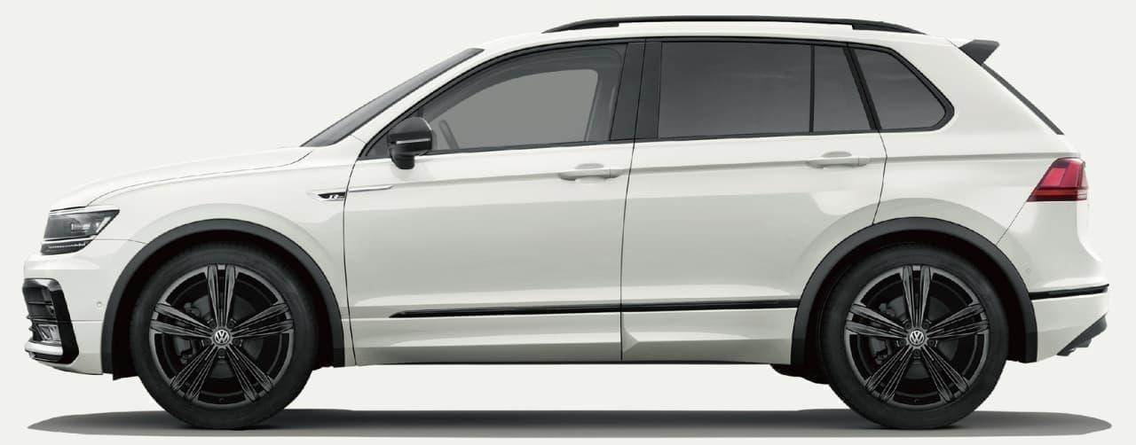 フォルクスワーゲンのSUV「Tiguan」に特別仕様車