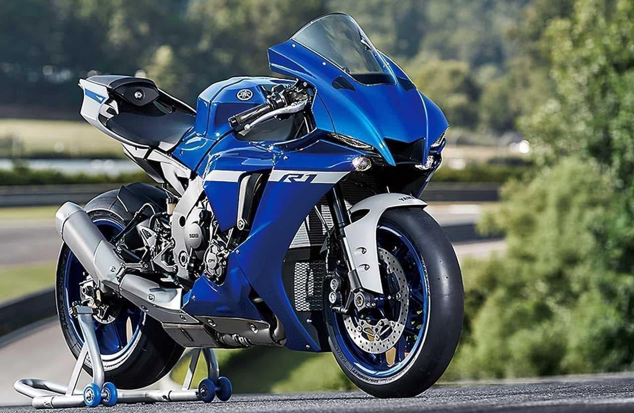 ヤマハが「YZF-R1」を発売 - 最高出力200PSクロスプレーンエンジン搭載