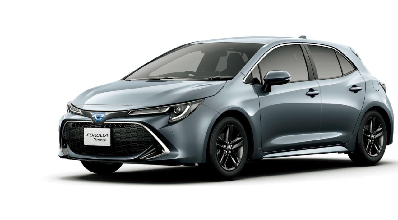 トヨタ「カローラ スポーツ」に特別仕様車「Style Package」